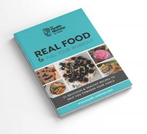 healthy recipes book